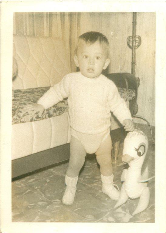 1967. Juan Carlos