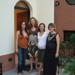 4 embarazadas, 26 julio 2008