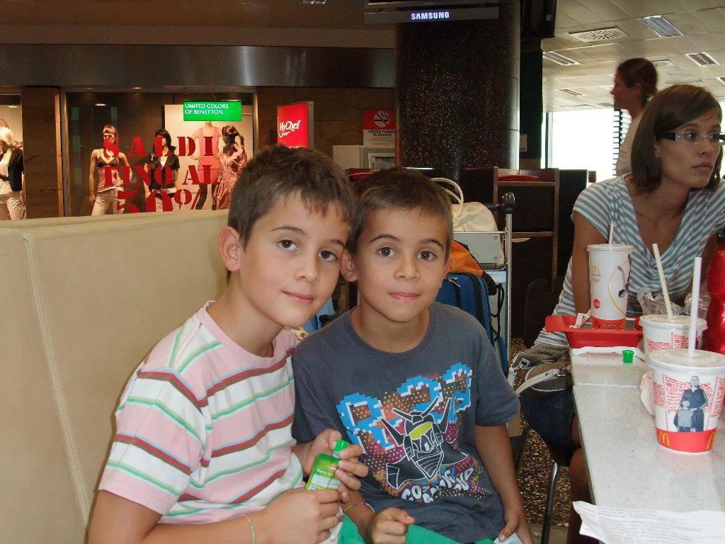 Giovanni y Angelo